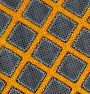 Graphene on TEM grids for quality and integration studies