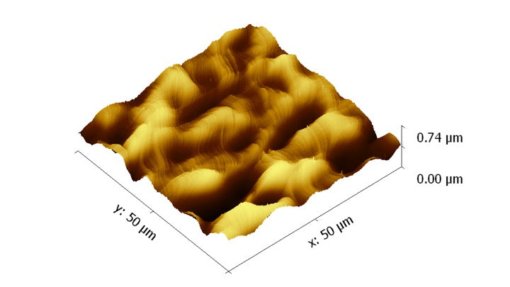 Monolayer Graphene on Cu with PMMA Coating