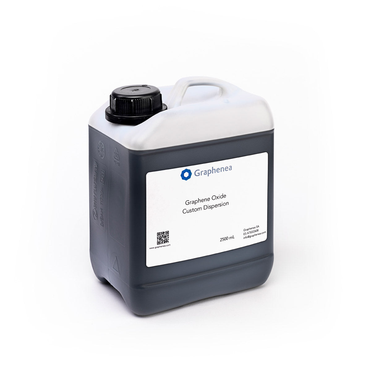 Custom Graphene Oxide Dispersion