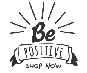 Logo Nero Be Positive
