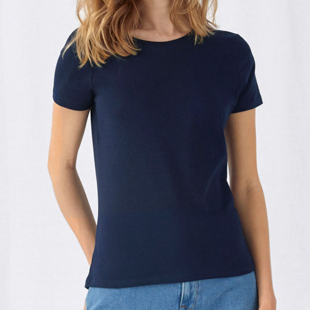 T-Shirt Donna Basic Bianca | IdeaClub