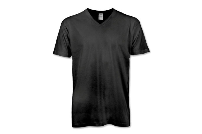 T-Shirt Uomo Colorata V-Neck