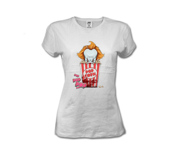 T-Shirt Pennywise Pop Donna