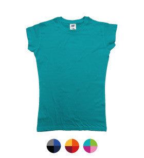 T-Shirt Donna CMF Colorata Pocket | Co