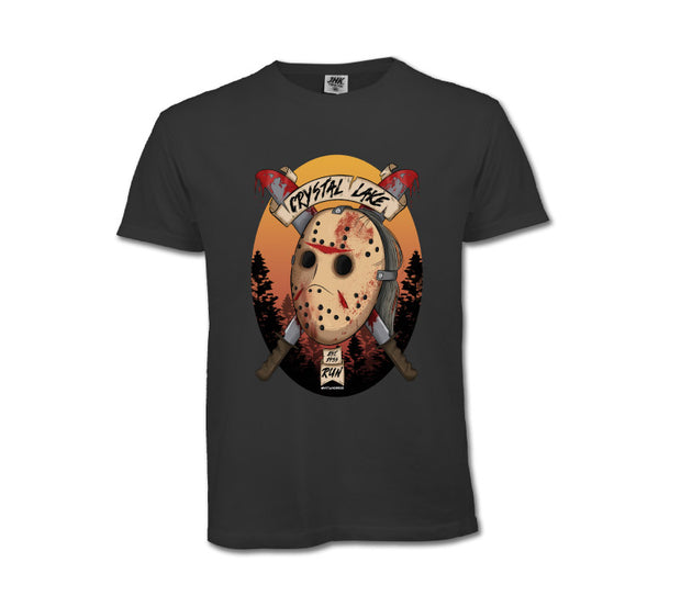 T-Shirt Jason Mask Uomo