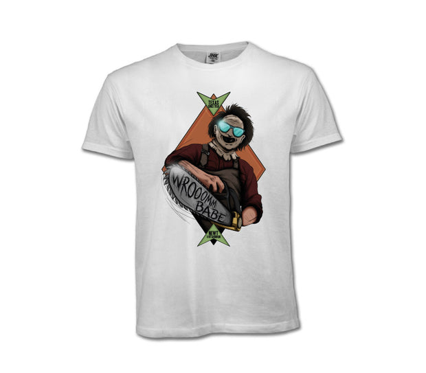 T-Shirt SUPER LEATHERFACE Uomo