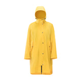 Load image into Gallery viewer, yellow waterproof long coat