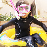 Load image into Gallery viewer, Kid wearing Quick-dry Swimwear