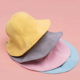 Load image into Gallery viewer, Display of Wide-brim Bucket Hat