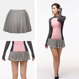 Load image into Gallery viewer, grey snorkeling skirt