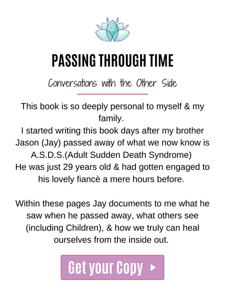 PRE-ORDER Passing Through Time - Conversations with the Other Side (Paperback)