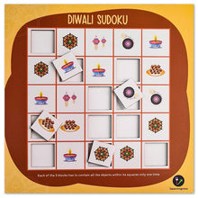 Load image into Gallery viewer, Sudoku - Festival- Diwali