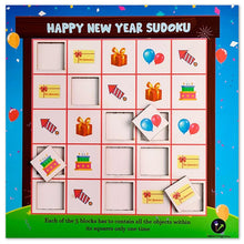 Load image into Gallery viewer, Sudoku - Happy New Year