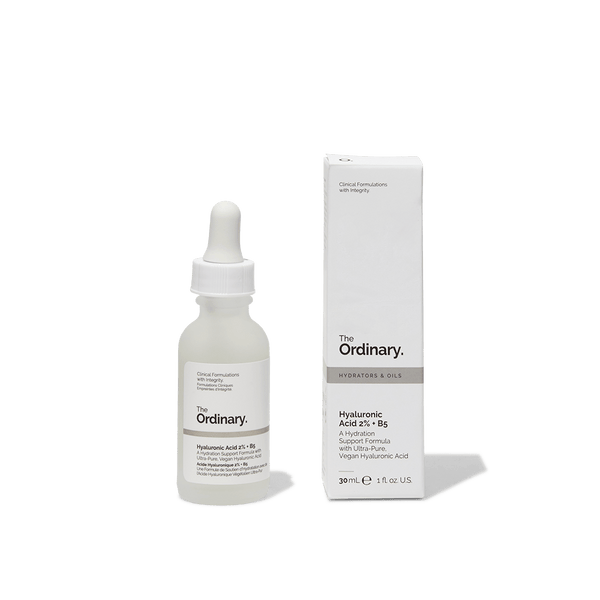 Acide hyaluronique 2% + B5 - The Ordinary - 30 ml