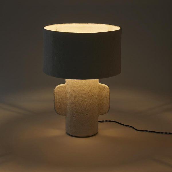 Lampe de Table Ronde - Earth