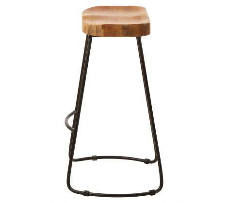 Norton Oak Bar Stool