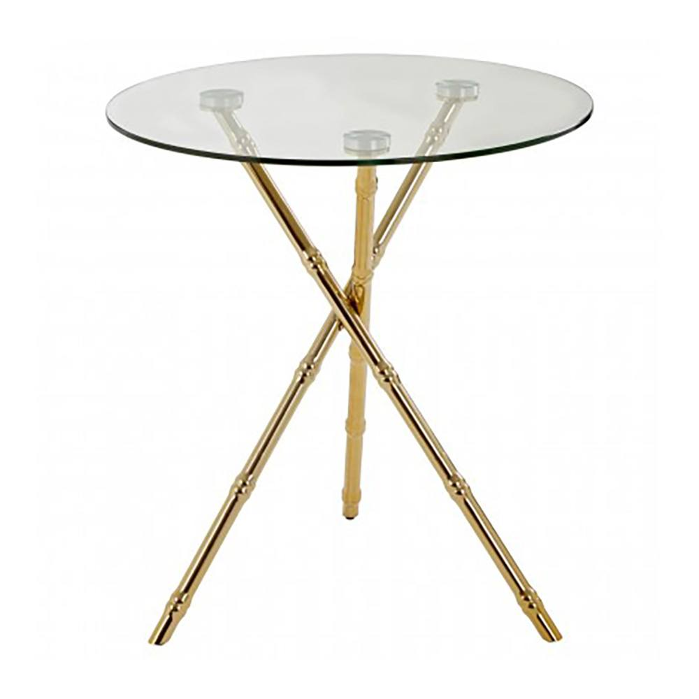 Ore Round Side Table