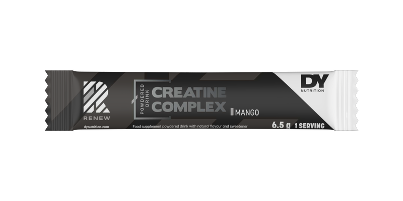 Renew Creatine Complex 390g Box, 60 Sachets/Servings