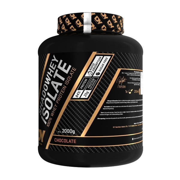 Whey Protein Shadowhey ISOLATE 2Kg, 66 Servings