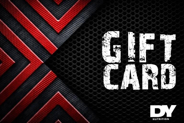 DY Nutrition Gift Card
