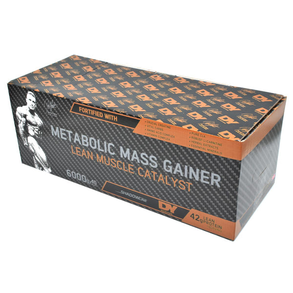 Massa metabolica Gainer 6Kg