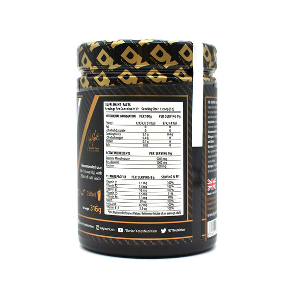 The Creatine 316g, 39 Servings