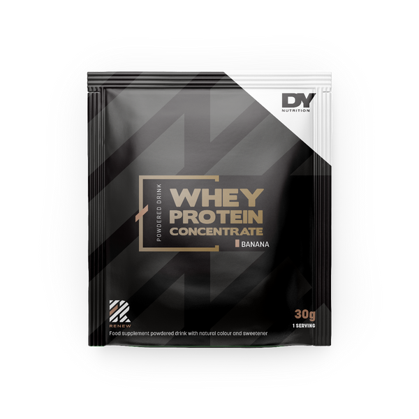 Renew Whey Protein Concentrate 900g Box, 30 Sachets/Servings