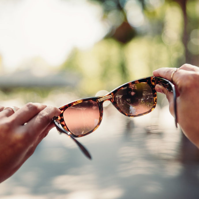A guide to UV protection in sunglasses