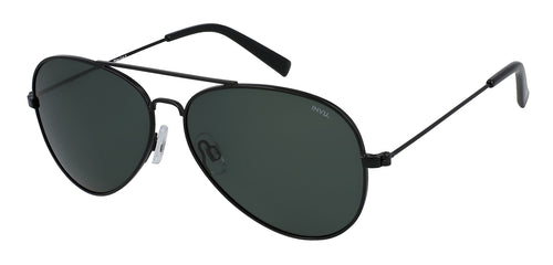 INVU B1410G Polarized Aviator Sunglasses
