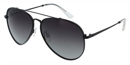 Floats Eyewear F4324 Black-Grey - Aviator polarized sunglasses