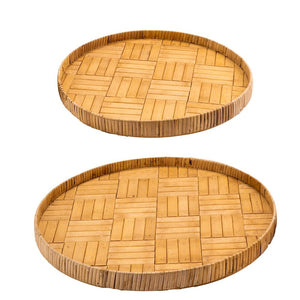 Tray Lucca naturel