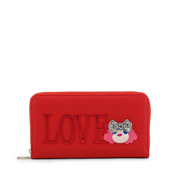 Love Moschino - Women's Wallet Red