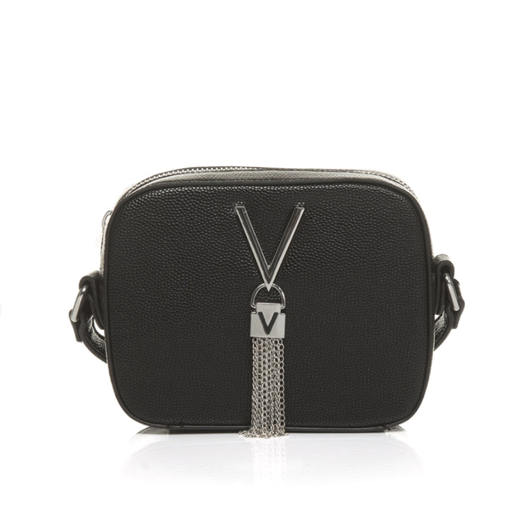 Valentino Bags by Mario Valentino Cross Body Divina Black