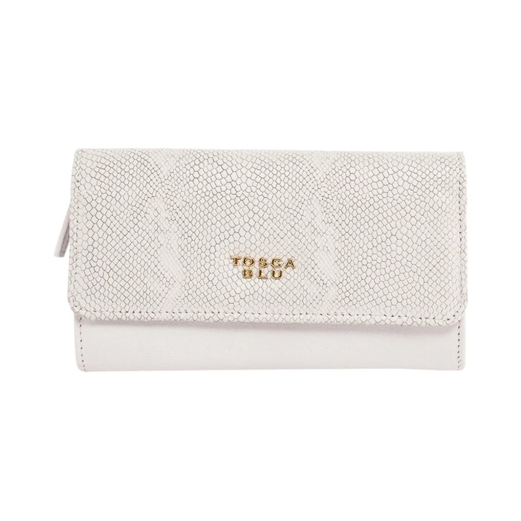 Tosca Blu Wallet - CANCUN  White