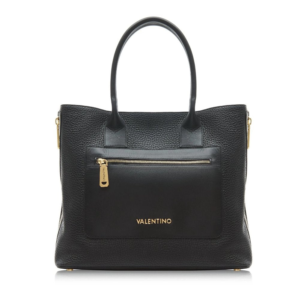 Valentino by Mario Valentino ZIPPA Leather Handbag