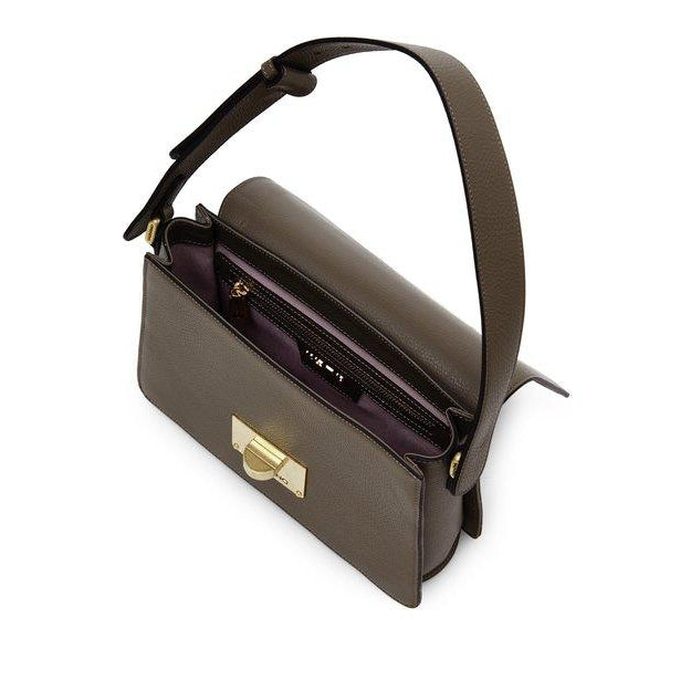 Valentino Bags by Mario Valentino Girello Leather Handbag
