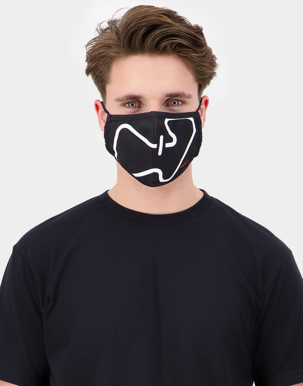 Unisex Adjustable Shaped Face mask