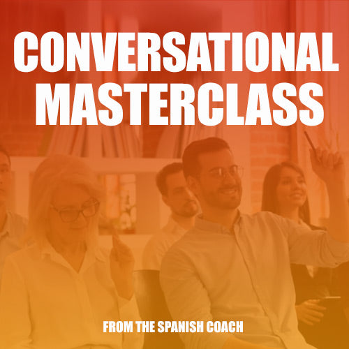 June 8th: Conversation Masterclass