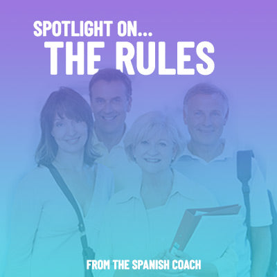 The Spanish Coach Workshops: The Rules