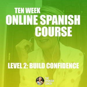 Online Spanish lessons and tuition from The Spanish Coach