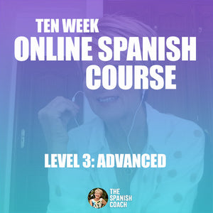 Online Spanish lesson and tuition from The Spanish Coach
