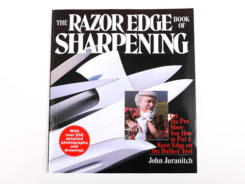 Razor Edge Book Of Sharpening