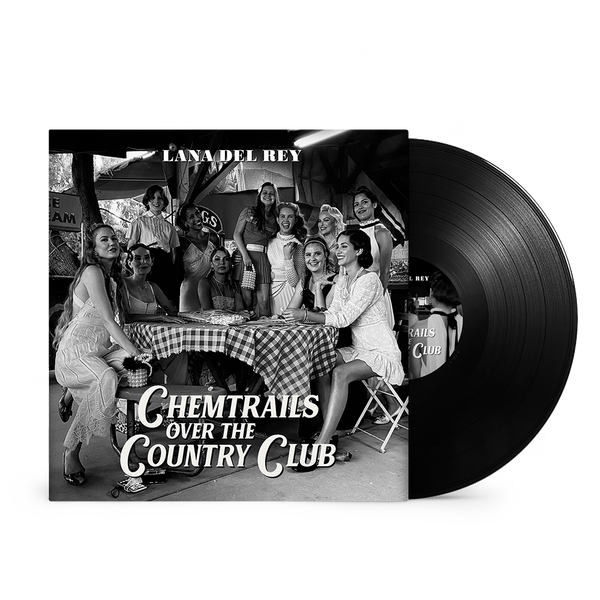 """Chemtrails Over The Country Club"" LP"