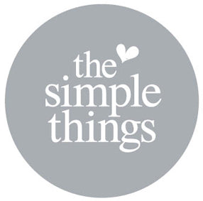 Simple Things magazine featuring London Letters Maker of the Month