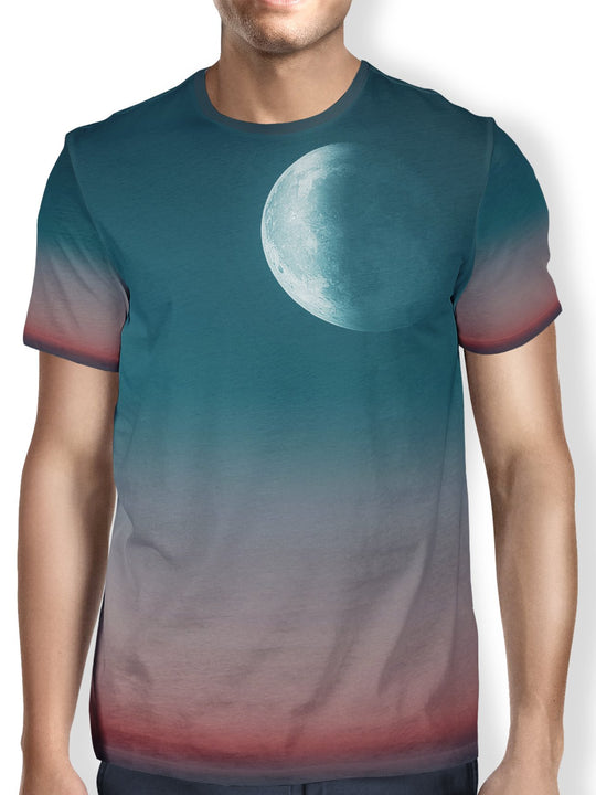Moon Sky Men's T-Shirt