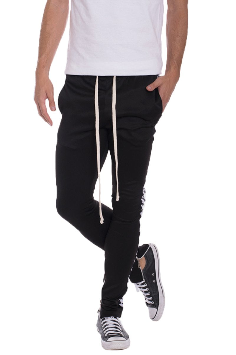 RACER TRACK PANTS - Clothes&Fashions