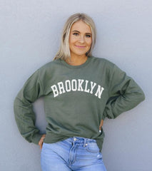 Brooklyn Sweatshirt.