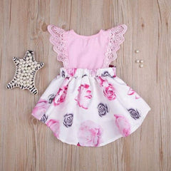 Cute Toddler Infant Baby Girls Dress.