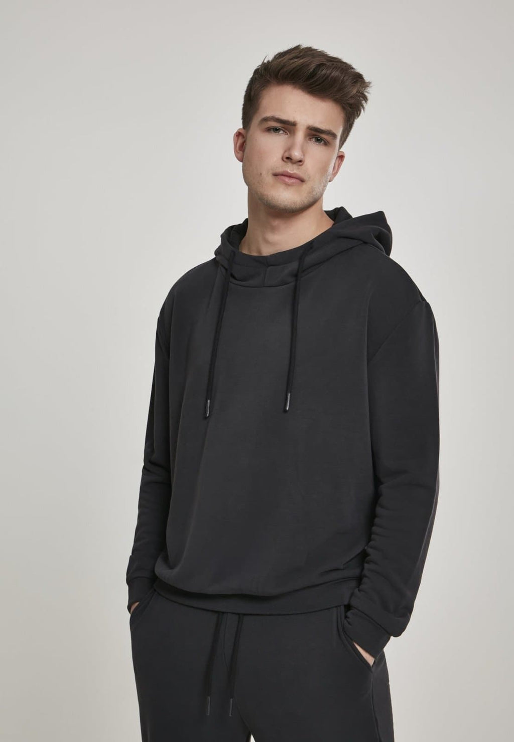 Modal Terry Hoodie - Clothes&Fashions