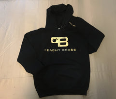 Peachy Brass (Gold) Hoodie.